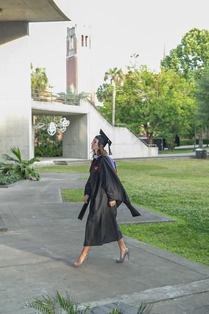 Melissa's Masters Graduation