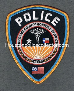 Midland County Hospial District Police