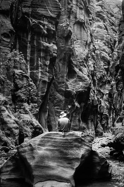 Into the Narrows