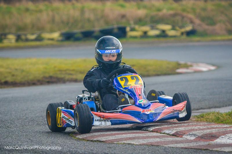 Leinster Karting Club - 2013/14 Winter Championship - Round 6