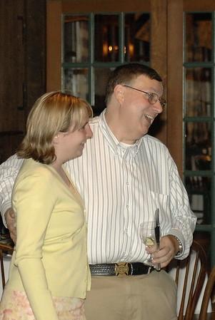 Jenny & Bob Rehearsal Dinner 6/24/05