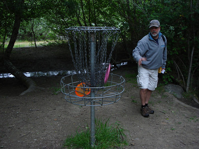 Disc Golf - Mad River Pump Station #4