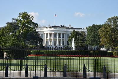 DC, Washington -The White House, 2018
