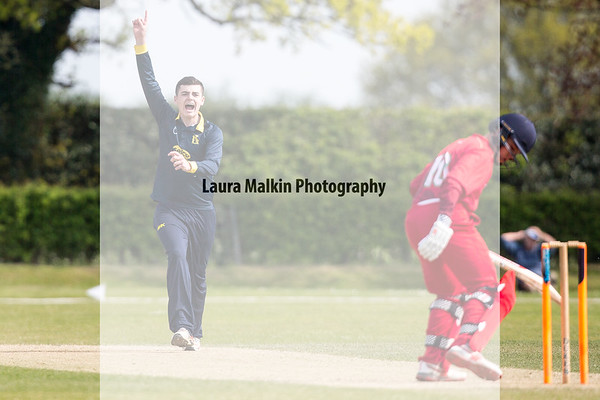 Warwickshire U19s v Lancashire U19s T20 at Moddershall CC