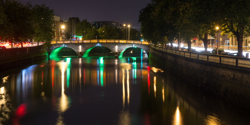Father Mathew Bridge in Dublin