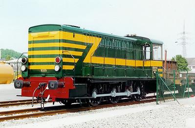 SNCB Class 83