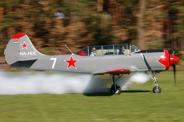 HA-HUC - Yakovlev Yak-52
