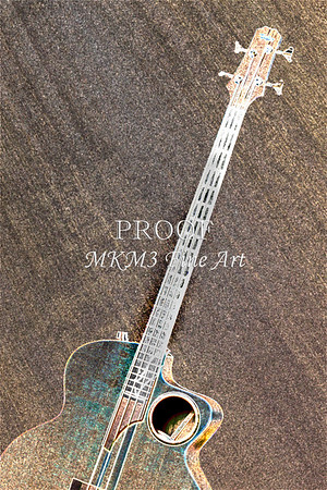 Taylor AB1 Acoustic Electric Bass Drawings