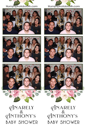 10/31/20 - Anarely & Anthony's Baby Shower