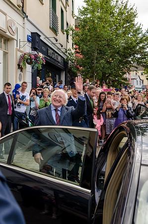 Fleadh Sligo 2014 - The Opening Ceremony