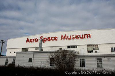 Calgary Aero Space Museum - Calgary, AB