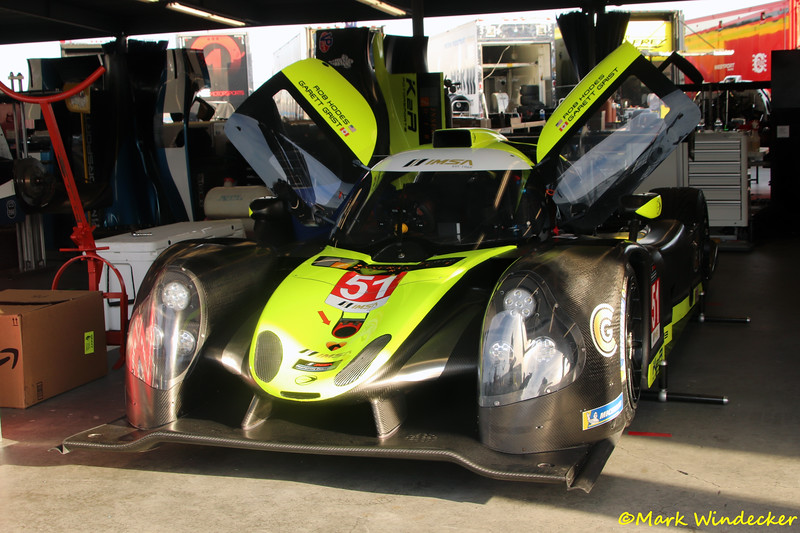 K2R Motorsports Ligier JS P3
