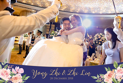 Wedding of Yong Zhi & Zhi Lin