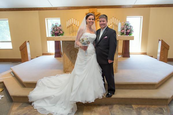 Titus In Between Wedding & Reception 5-31-14
