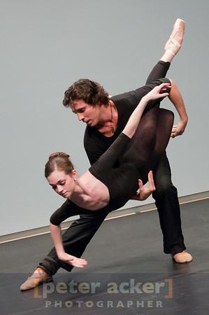 In the Studio - Sarasota Ballet