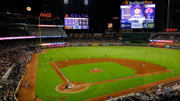 Braves vs Mets - Aug 15, 2019