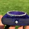 9.50ctw Round Brilliant Diamond Tennis Bracelet 25