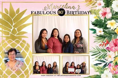 Marcelina's Birthday