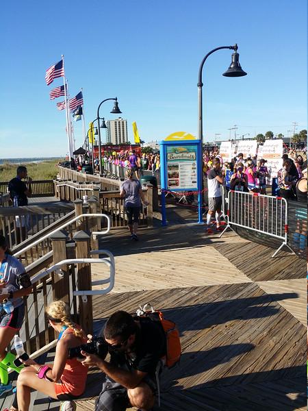 Myrtle Beach Half Marathon 10/19/14
