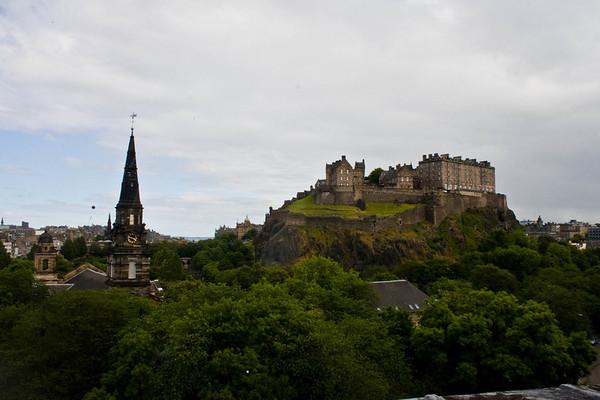 Random Edinburgh