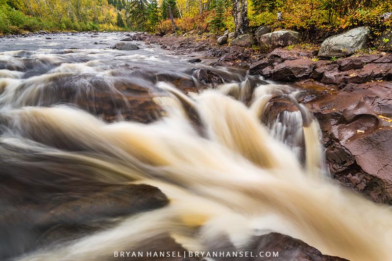 Fall Temperance River Fall