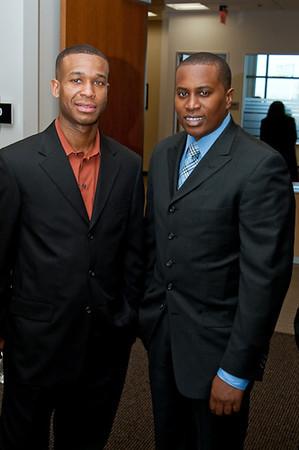 Black Men in Leadership Photoshoot