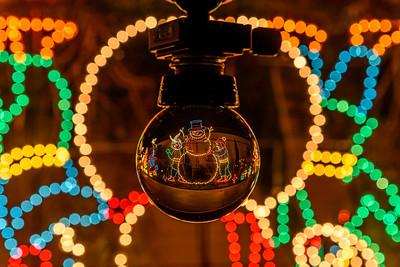 2019 December (Holiday Lights / Bokeh