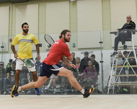 2015 Vancouver Island Open Squash Championships
