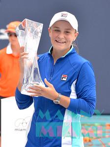 3-30-19 - Miami Open 2019 Women's Final