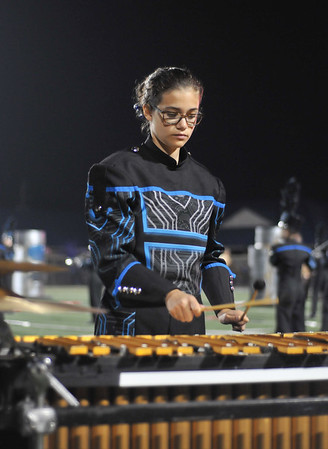 Cobb-Marietta Marching Band Exhibition 2018