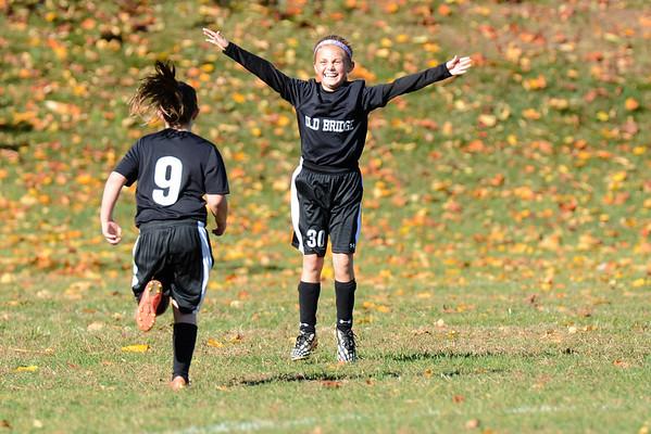 Old Bridge Soccer 2015-11-8