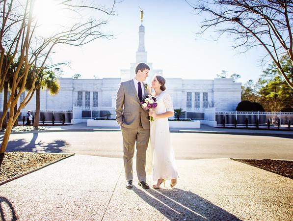 South Carolina Wedding Day