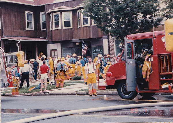 4th of July Fire 1989