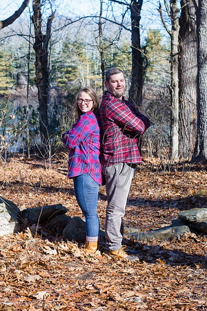 Melissa & Max - Moore State Park, Paxton Ma