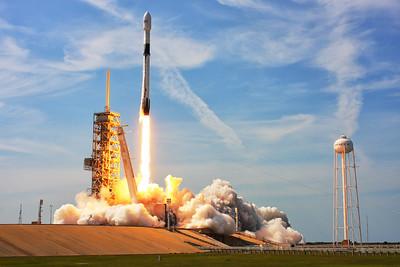 Bangabandhu-1 (Falcon 9 Bk 5)