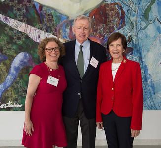 Ambassador Sue M. Cobb, J.D. '78 - April 4, 2018