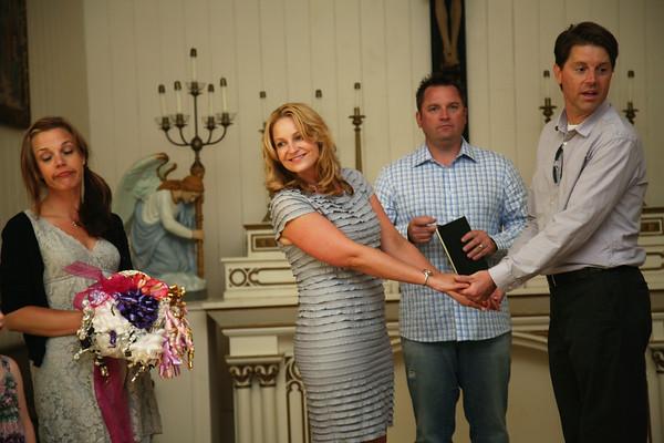 Rehearsal Wedding Photographs at Santa Rosa Chapel, Cambria