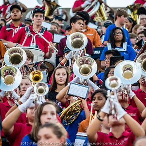 9/18/2015 Anderson vs. Bowie Football Game