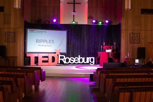 TEDx Roseburg - 2021