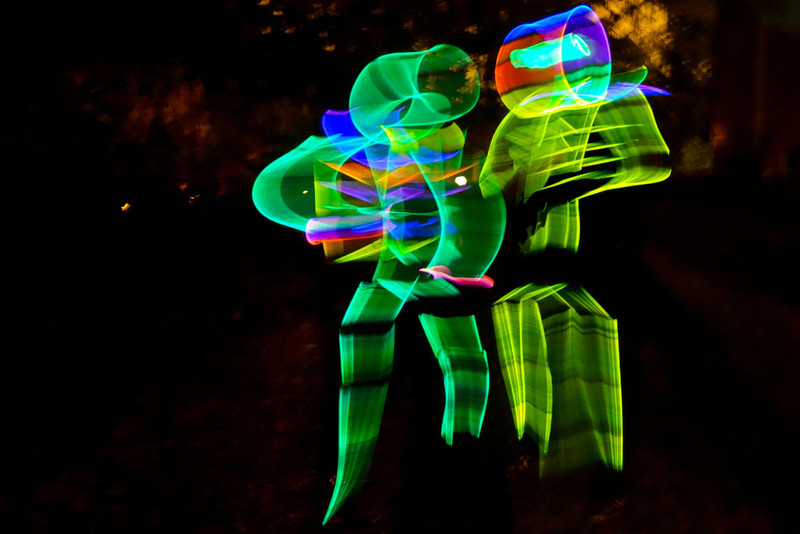 GlowStick Halloween Party