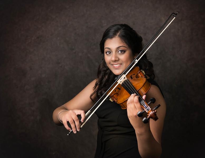 Senior girl  studio session - Marion Iowa - violin - TruYou photography 1.jpg