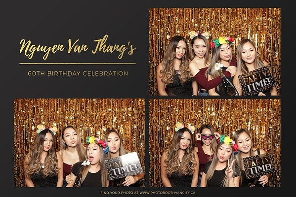 Thang's 60th Birthday Party