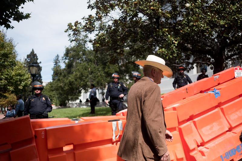 Berkeley Protest