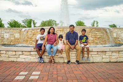 Manori's Family - June 2021