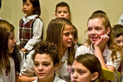 2009-01-25 Catholic Schools Mass