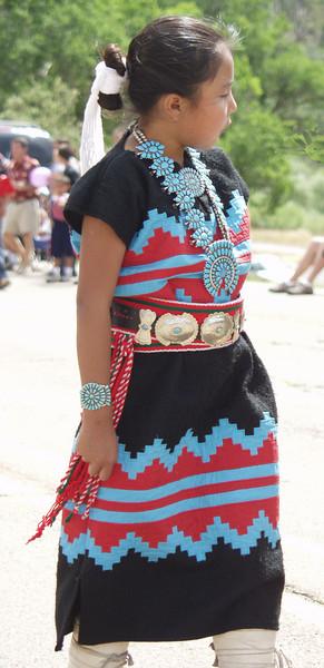 Mescalero Parade