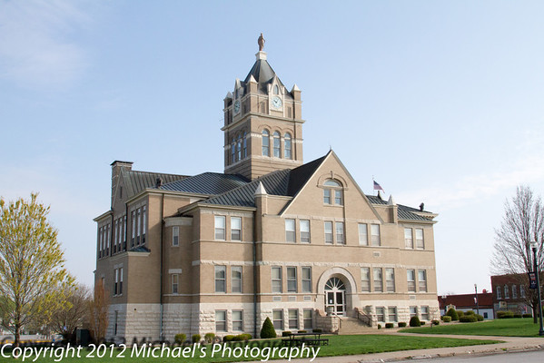 Missouri County Courthouses