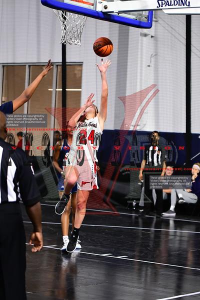 Half Hallow Hills East (NY) Girls Varsity Basketball 12-13-19 | She Got Game