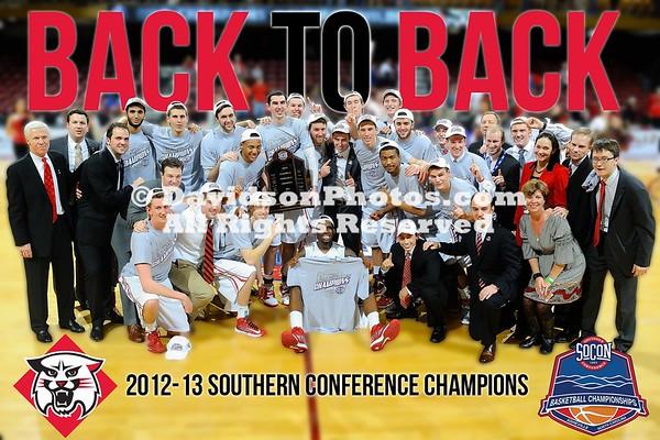 2012-13 SoCon Championship Charleston