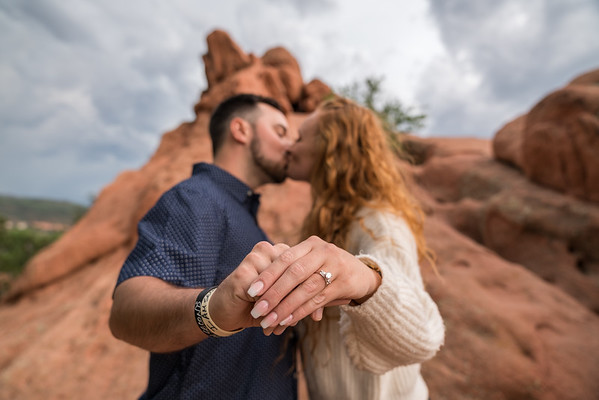 Engagement Photography | Maggie and Kevin (All)
